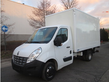 Closed box van Renault Master DCI125