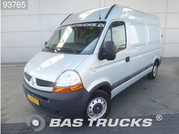 Closed box van Renault Master L2H2 10m3 Trekhaak Navi Cruise 84000km