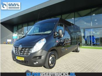 Renault Master T35 165 L4H2 DL Trekhaak + Navi  - closed box van