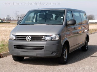 vw transporter t5 2 0 tdi 75kw dubbel cabine lang a closed. Black Bedroom Furniture Sets. Home Design Ideas