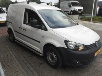 Volkswagen Caddy 1.6 TDI Airco/Sidebars/Trekhaak/Dakdragers - closed box van