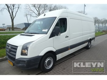 Closed box van Volkswagen Crafter 136PK MAXI