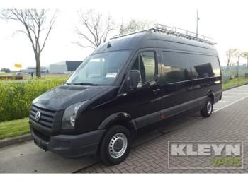 30c0658363 Volkswagen Crafter 35 L Maxi AC Navi Transport-Paket closed box van ...