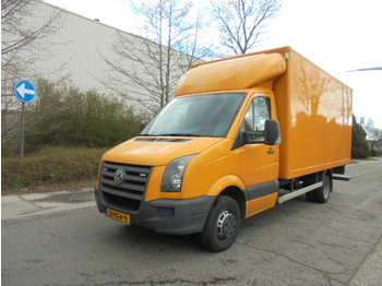 Closed box van Volkswagen Crafter 50