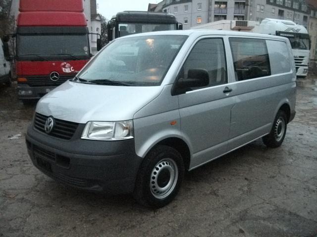 volkswagen t5 2 5 tdi 4 motion klima 4x4 transporter. Black Bedroom Furniture Sets. Home Design Ideas