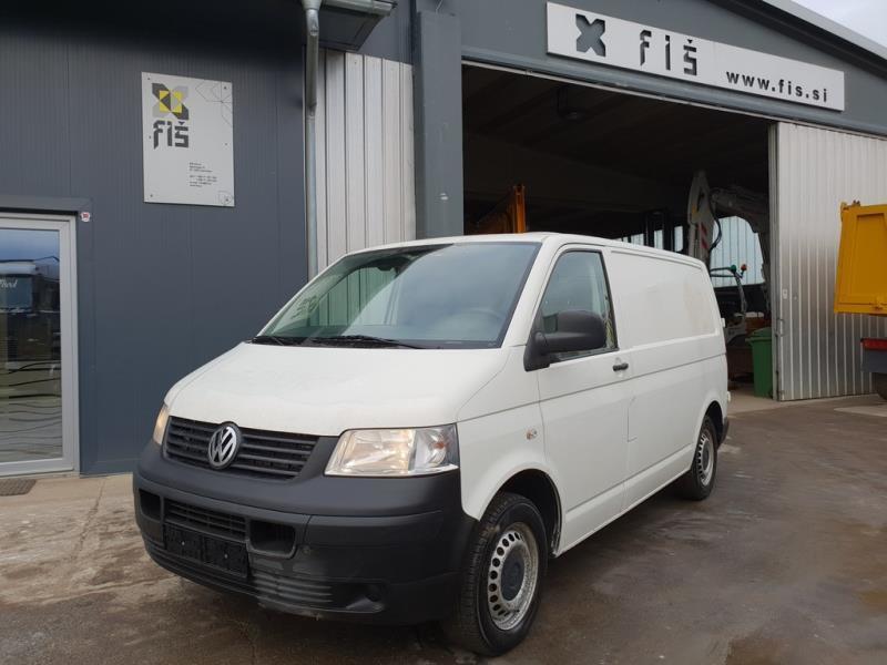 c6c5783644 Volkswagen TRANSPORTER 1.9TDI closed box van from Slovenia for sale ...