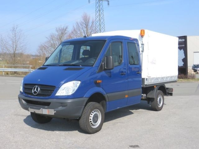 Mercedes Sprinter Allrad 4x4 Watchscouth Com