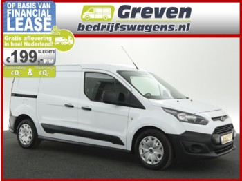 Ford Transit Connect 1.6 TDCI L2H1 Ambiente Airco Schuifdeur Radio Carkit - delivery van