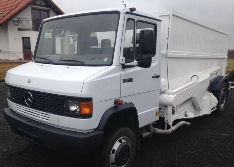 e21c317c91 MERCEDES-BENZ VARIO delivery van from Poland for sale at Truck1