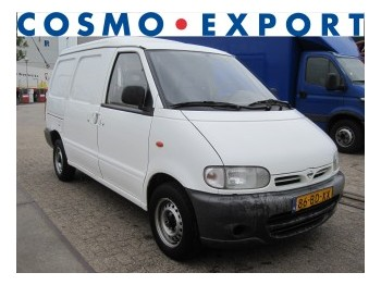 fe20c8b7ba Nissan Vanette cargo 2.3 delivery van from Netherlands for sale at ...
