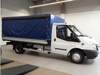 Ford Transit Doka Pritsche Plane Euro 2 Open Body Delivery Van