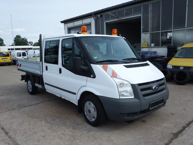 e7b429abf0 Open body delivery van Ford Transit FT 300 2