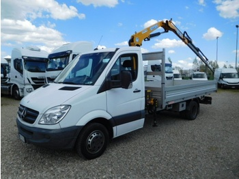 Mercedes-Benz SPRINTER 413 - open body delivery van