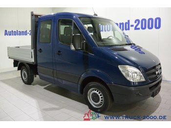Open body delivery van Mercedes-Benz Sprinter 215 CDI 150 PS 6-Sitzplätze Klima 49TKM: picture 1