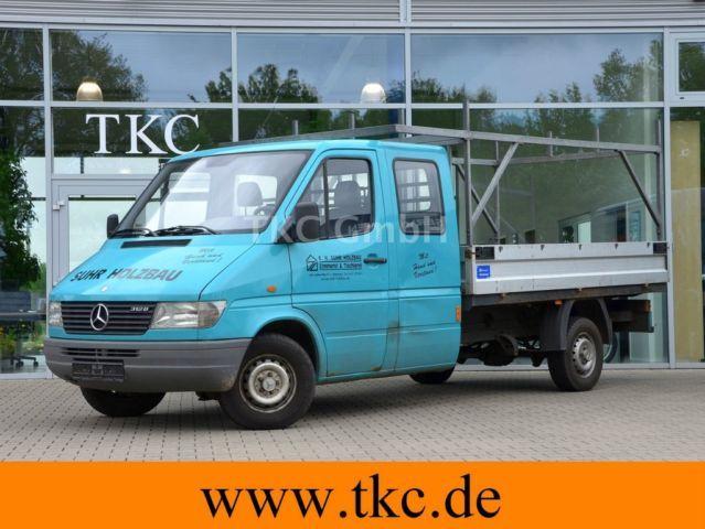 new mercedes-benz sprinter 312 d maxi doka pritsche ahk 5 zylinder