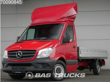 Mercedes-Benz Sprinter 313 CDI Klima AHK Open Laadbak Navigatie - open body delivery van