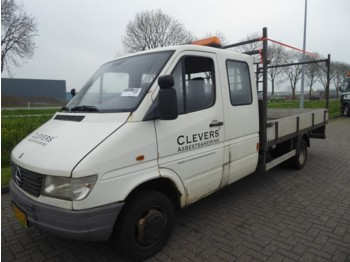 Mercedes-Benz Sprinter 412 D PICK UP DC - open body delivery van