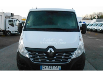 Open body delivery van Renault MASTER