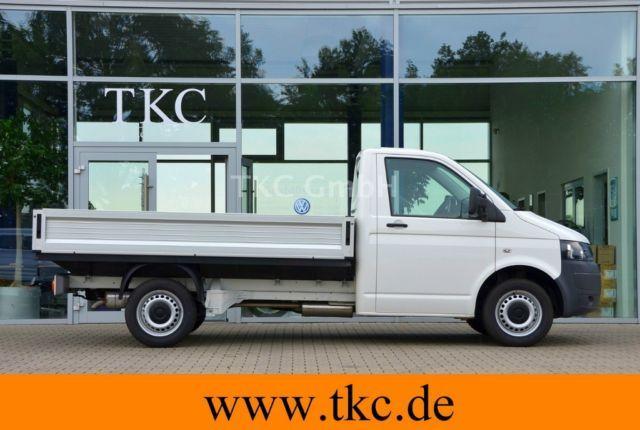 new volkswagen t5 pritsche eka lr benziner 2 0 climatic. Black Bedroom Furniture Sets. Home Design Ideas