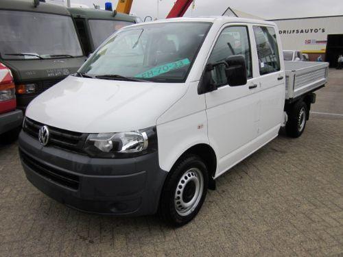 volkswagen transporter t6 pickup open body delivery van from netherlands for sale at. Black Bedroom Furniture Sets. Home Design Ideas