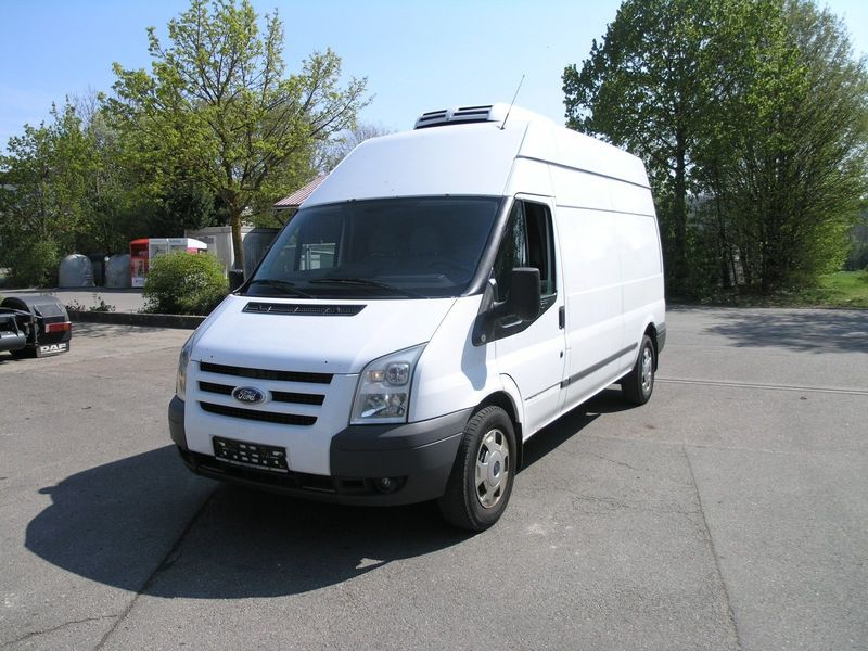 Ford Transit Kuhlkastenwagen Konvekta Fk3020 Tuv 2020 Refrigerated