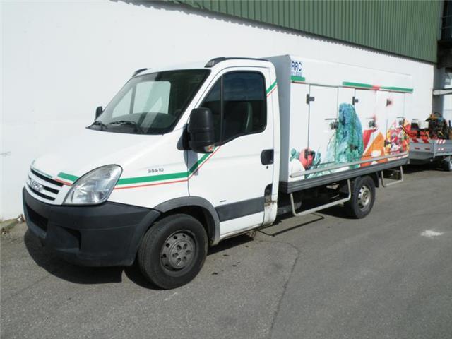 iveco daily 35s10 atp 2020 coldcar eis 25 st ck refrigerated rh truck1 eu Iveco Daily Van Iveco Daily 4x4