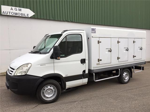 iveco daily 35s10 eis ice coldcar atp frc2020 refrigerated delivery rh truck1 eu Old Cars Iveco Daily Iveco Daily 2002