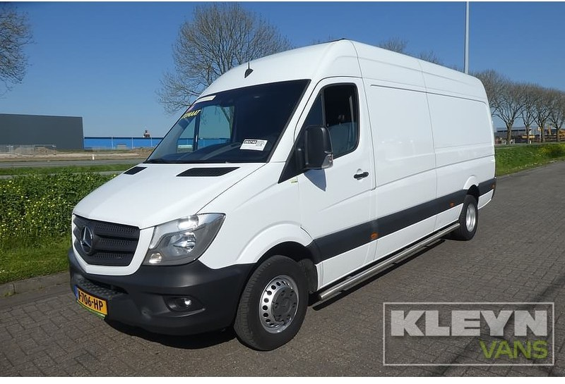 5579fc244f Mercedes-Benz Sprinter 516 CDI maxi koeling! refrigerated delivery ...