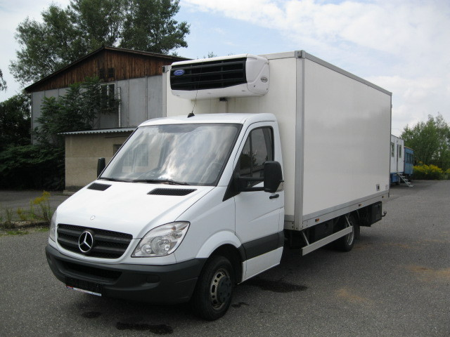 aa8e871195 Mercedes-Benz Sprinter 518 CDI kuhlkoffer refrigerated delivery van ...