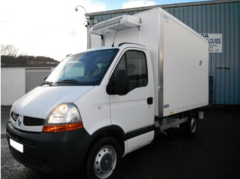 RENAULT master - refrigerated delivery van