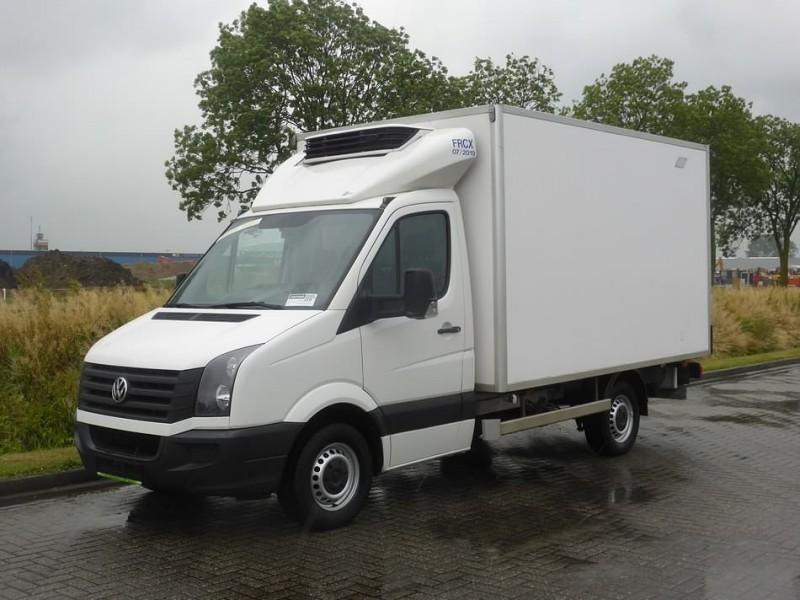 db8e055c97 Refrigerated delivery van Volkswagen Crafter 35 2.0 TDI 1  picture 1