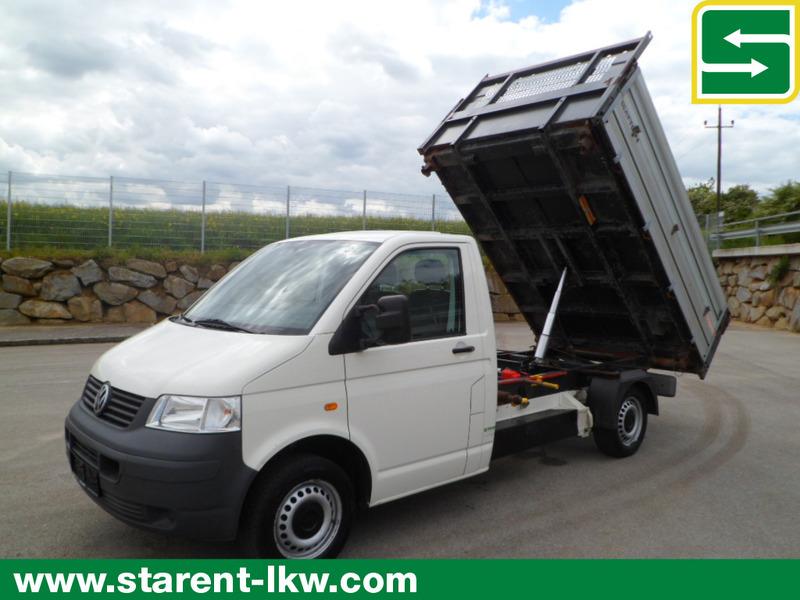 volkswagen transporter t5 1 9 tdi 3 seitenkipper. Black Bedroom Furniture Sets. Home Design Ideas