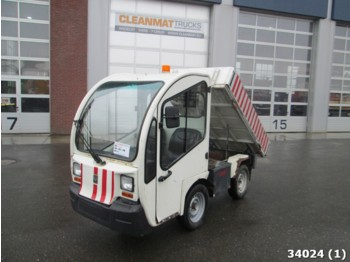 Tipper van Goupil G3 Electric vehicle 25 km/hour