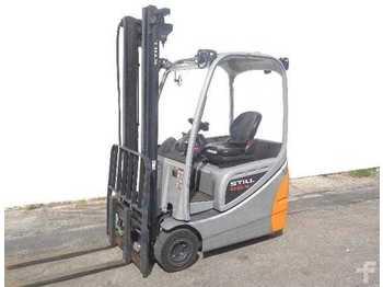 3 tekerlikli denge ağırlıklı forklift Still RX 20-14 (2600 ore lavoro)