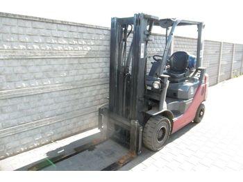 4 tekerlikli denge ağırlıklı forklift BT GT15