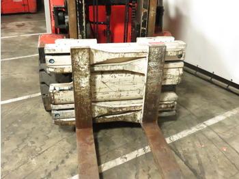 Carer R50NCS - 4 tekerlikli denge ağırlıklı forklift