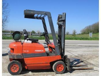 Fenwick H15T - 4 tekerlikli denge ağırlıklı forklift