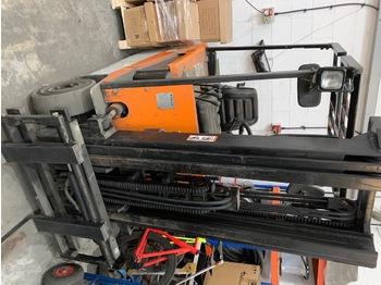 4 tekerlikli denge ağırlıklı forklift HALLA HBF-15T