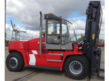 4 tekerlikli denge ağırlıklı forklift Kalmar DCE160-12