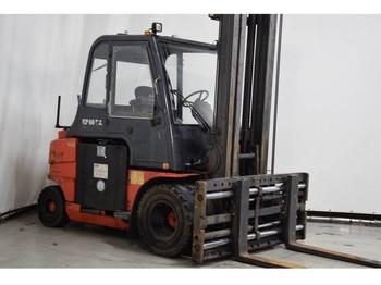 MORA EP60RA - 4 tekerlikli denge ağırlıklı forklift