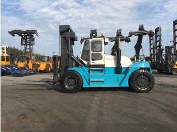 4 tekerlikli denge ağırlıklı forklift SMV 20-1200B