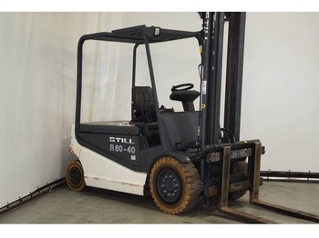 Still R60-40 - 4 tekerlikli denge ağırlıklı forklift