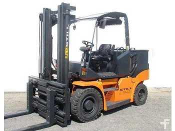 Still R 60-55 (1000 ore lavoro) - 4 tekerlikli denge ağırlıklı forklift