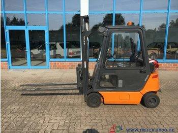 4 tekerlikli denge ağırlıklı forklift Still R 70- 16 T Gas * 5m - 1.600 kg * Gabel 1.80 m