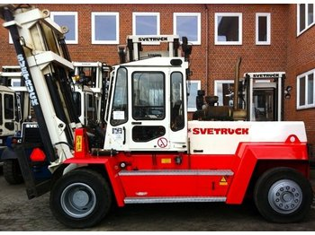 4 tekerlikli denge ağırlıklı forklift SveTruck 16120-35