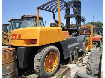 TCM FD100 - 4 tekerlikli denge ağırlıklı forklift