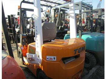 TCM FD25 - 4 tekerlikli denge ağırlıklı forklift