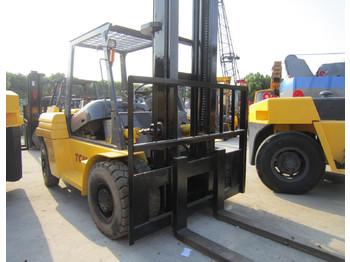 TCM FD70 - 4 tekerlikli denge ağırlıklı forklift