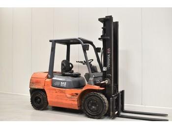 4 tekerlikli denge ağırlıklı forklift TOYOTA 02-7FD35