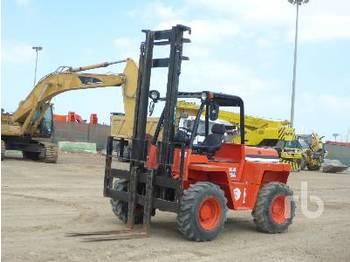 AUSA C300 3 Ton - arazi tipi forklift